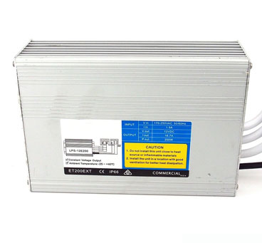LULed15Ext Transformer
